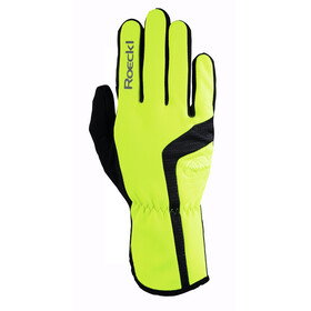 Roeckl Reinbek Bike Gloves yellow/black